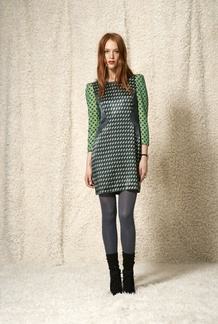 Loren Shift Dress