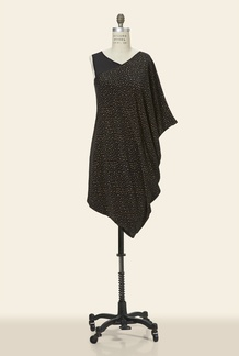 Talula Side Cowl Dress
