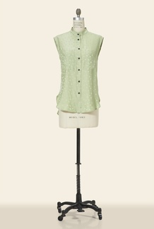 Jessie Sleeveless Shirt